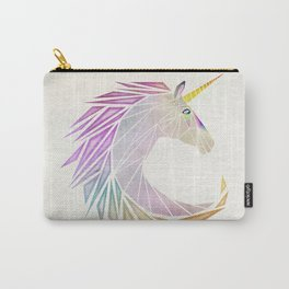 unicorn cercle Carry-All Pouch