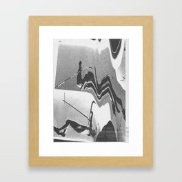 Photography Distort Framed Art Print