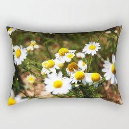 camomile Rectangular Pillow