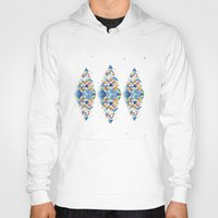 diamond Hoodies featuring Diamond  by sandesign