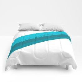 Plantas en el desague Comforters