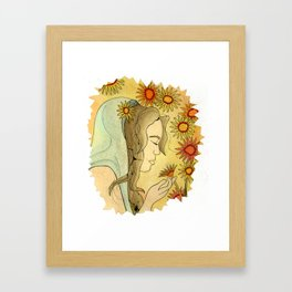 Ave Maria Framed Art Print