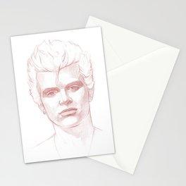 Billy Idol Stationery Cards