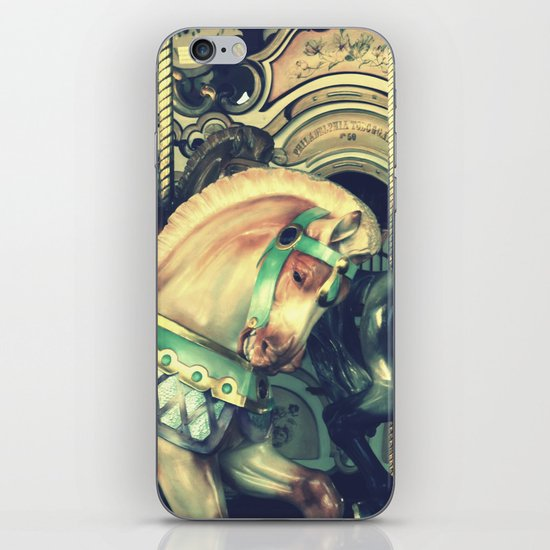 Grab the Ring iPhone & iPod Skin