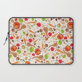 Fruit and Vegetables  Laptop Sleeve