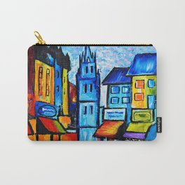 By The Old Church Carry-All Pouch