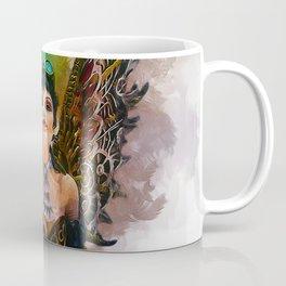 Gothic Steampunk Angel Coffee Mug
