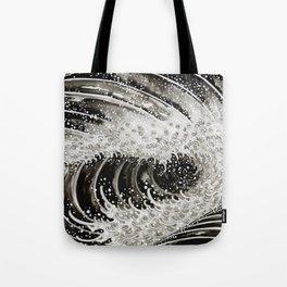 Finger Waves 1 Tote Bag