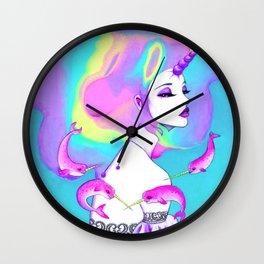 Lady Amalthea Wall Clock