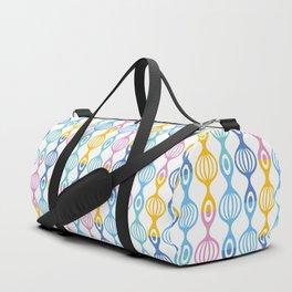 Beadstrung Pattern Duffle Bag