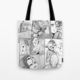 Good Morning Dr Pussycat Tote Bag