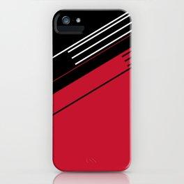 Man Machine iPhone Case