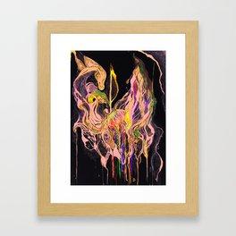 Cerebral Framed Art Print
