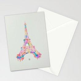 Torre Eiffel Stationery Cards