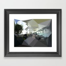 Landscape N. 4 Framed Art Print