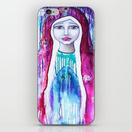 Love Witnesser by Tanya Cole iPhone Skin