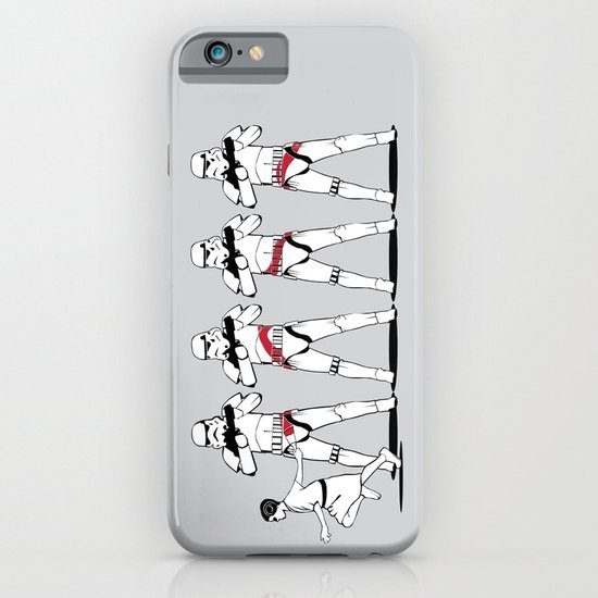 a Rebel Since She Was Young - US AND THEM iPhone & iPod Case