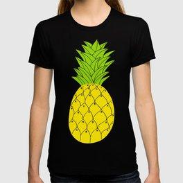 Pineapple Wheels T-shirt