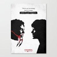 Hannibal - Naka Choko Canvas Print