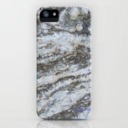 TEXTURES -- Riverstone #1 iPhone Case