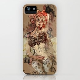 Open Up To Me iPhone Case