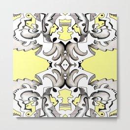 Vizcaya Metal Print