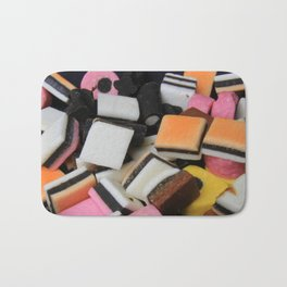 Sweets Candy cases Bath Mat