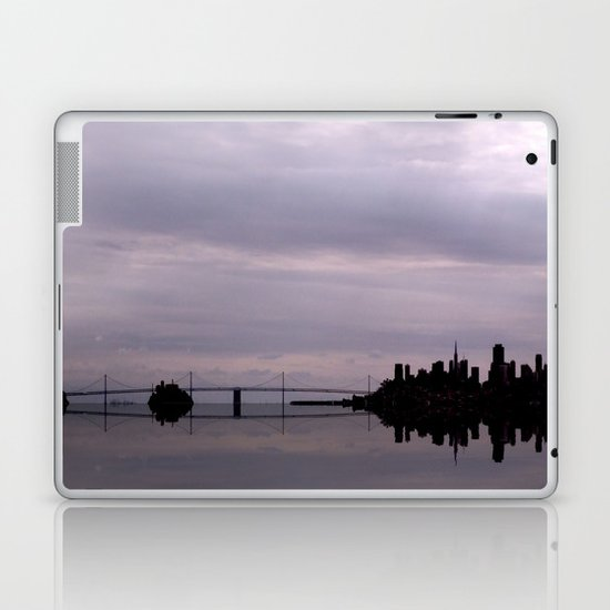 San Francisco Skyline Laptop & iPad Skin
