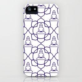 Eternal Buddha iPhone Case