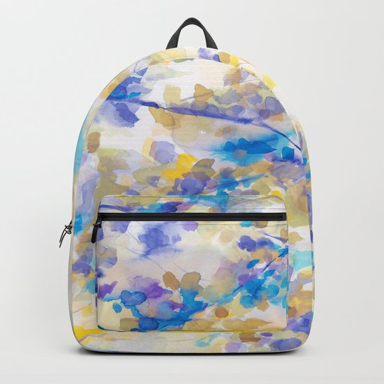 Canopy Blue Backpack
