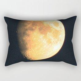 Big Old Moon Rectangular Pillow