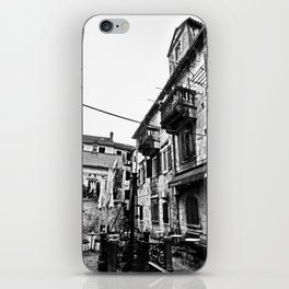 Back Alley iPhone Skin