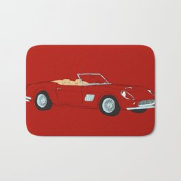 Ferrari 250 GT Califonia Spyder Bath Mat