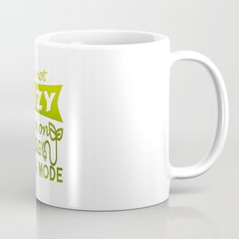 I AM NOT LAZY Coffee Mug