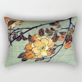 Springtime In Japan, Thinking Of You Rectangular Pillow