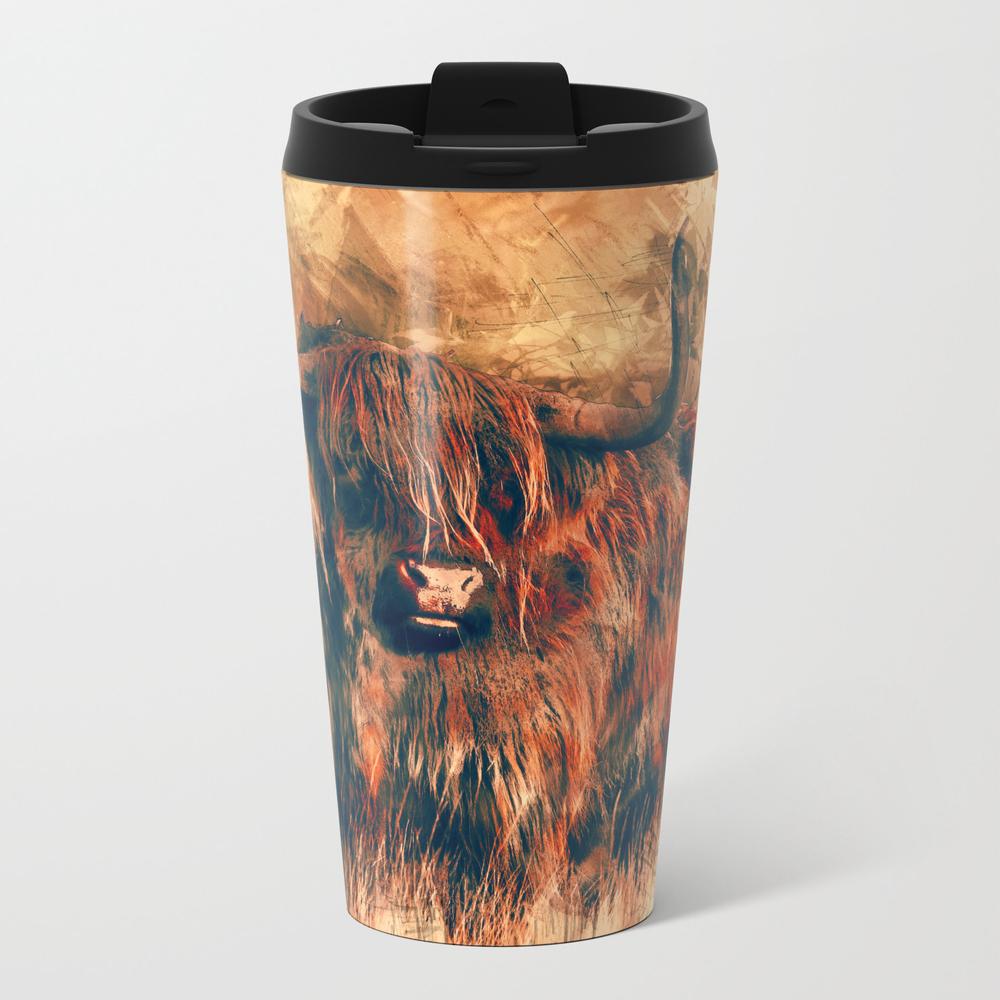 Wild Bull Travel Mug TRM8910328