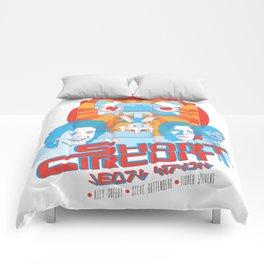 Short Circuit Comforters