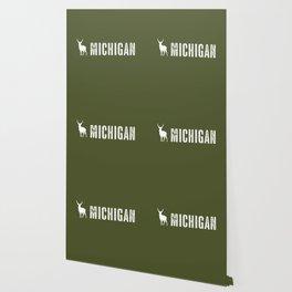 Deer: Michigan Wallpaper
