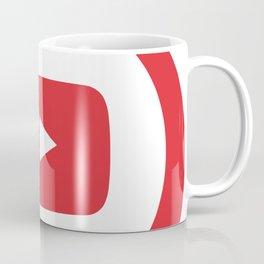 youtube youtuber - broadcast best design you tube for YouTube lover Coffee Mug