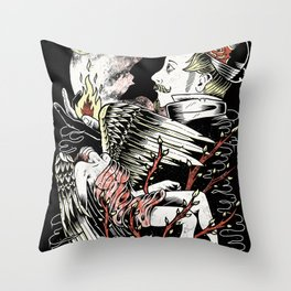 faust Throw Pillow