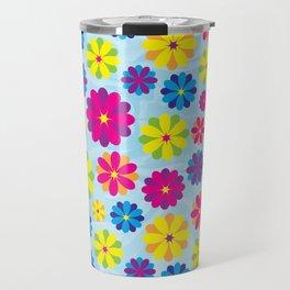 Flowers_101 Travel Mug