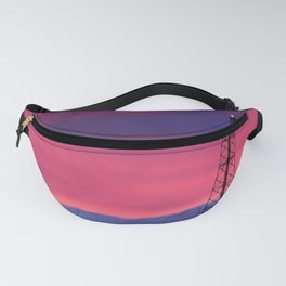 Sunset Tower Fanny Pack