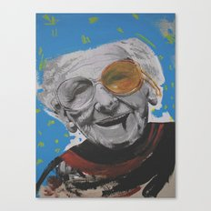 grandmother Canvas Print