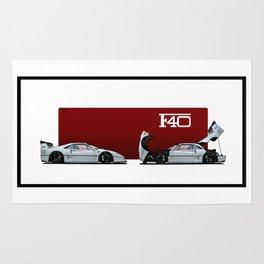 F40 Rug