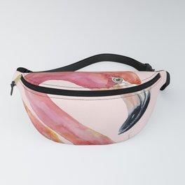 Pink Flamingo Summer Fanny Pack