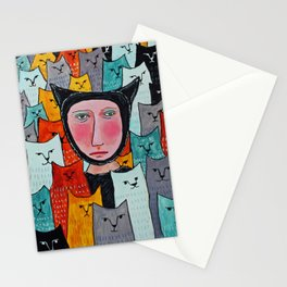 Catherine's Favorite Cat Stationery Cards