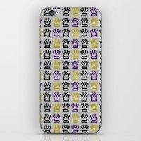 royal iPhone & iPod Skins featuring Royal by kirstenariel