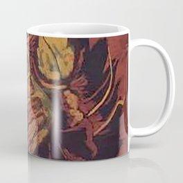 Flattened Coffee Mug