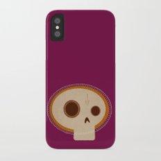 day of death / día de los muertos Slim Case iPhone X
