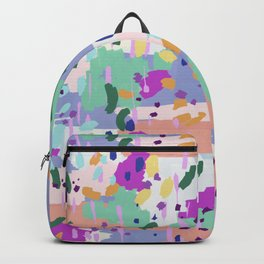 Oil Abstract I Backpack